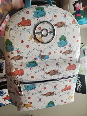 Sleeping Pokemon backpack for Sale in Riverside, CA