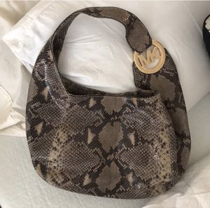 Michael Kors Snakeskin Purse for Sale in Culver City, CA