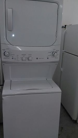 """27"""" GE stackable Washer & drier for Sale in Opa-locka, FL"""