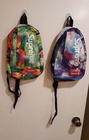 Supreme bag (over the shoulder for Sale in Brownsburg, IN