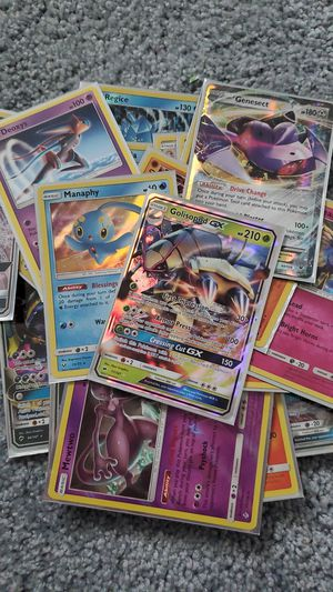 Pokemon Cards Collection. Best cards! for Sale in Fairless Hills, PA