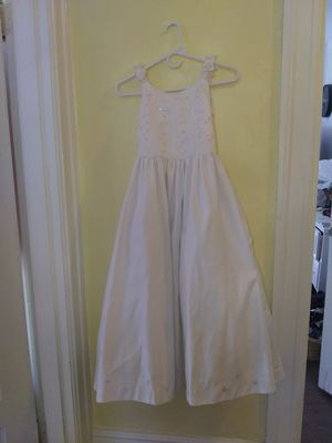 Flower girl communion dress for Sale in Pittsburgh, PA