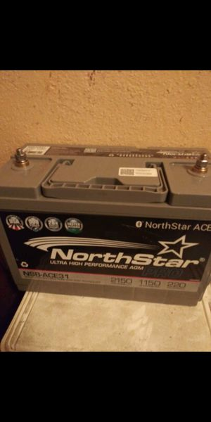 Northstar AGM PRO Battery Brand New W/Warranty for Sale in Coachella, CA