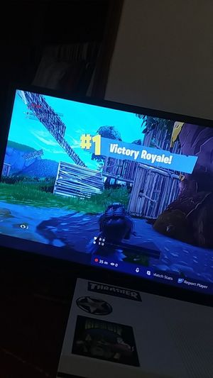 Fortnite account With 100 wins and Black knight for Sale in Menahga, MN