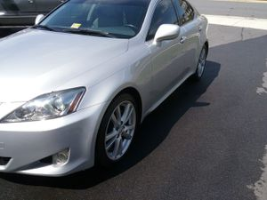 07 Lexus is250 127,000 miles. Ready to drive. New tires, brakes, rotors, battery, alternator, wipers for Sale in Sterling, VA
