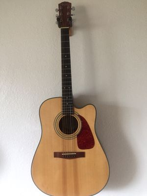 Fender Acoustic/electric guitar for Sale in Tacoma, WA