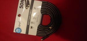 New! RG6 Coax Cable 50ft. for Sale in Los Angeles, CA