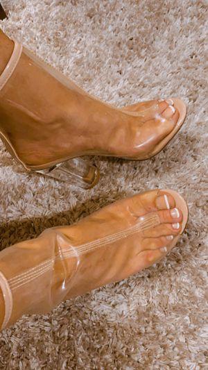 Free clear heels for Sale in Rosemead, CA