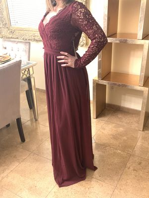 Elegant dress(perfect for prom) for Sale in Chula Vista, CA