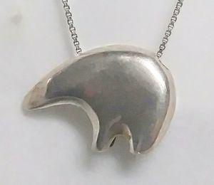 Sterling Fetish Bear Necklace for Sale in Hudson, FL