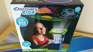 Discovery Kids wall and ceiling art projector for Sale in Alexandria, VA
