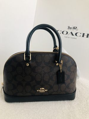 """AUTHENTIC HANDBAG COACH MINI SIERRA - """"NEW """" (FIRM PRICE) for Sale in Los Angeles, CA"""