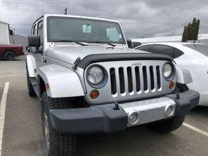 2008 Jeep Wrangler for Sale in Arlington, WA