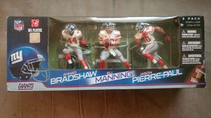 New York Giants Sports Action Figures for Sale in Bremerton, WA