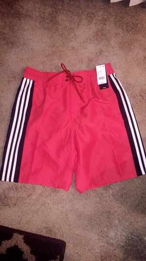 Adidas trunks RED for Sale in Reynoldsburg, OH