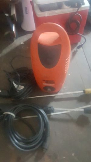 Black and Decker pressure washer for Sale in Portland, OR