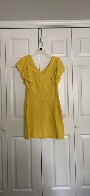 Yellow dress for Sale in Matthews, NC