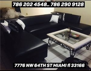 Furniture sectional couch muebles nuevos for Sale in Miami Springs, FL