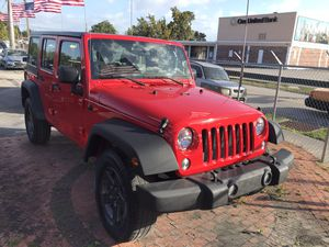 2015 Jeep Wrangler for Sale in Miami, FL