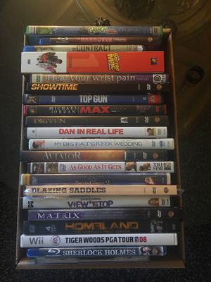 DVDs for Sale in Fircrest, WA