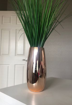 Rose Gold Decor Plant for Sale in Lincoln, CA