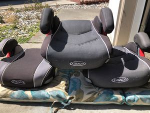 Graco backless booster Car Seats for Sale in Fremont, CA