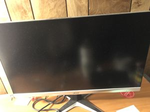 Acer 2560 x 1440p Monitor for Sale in Aberdeen, WA