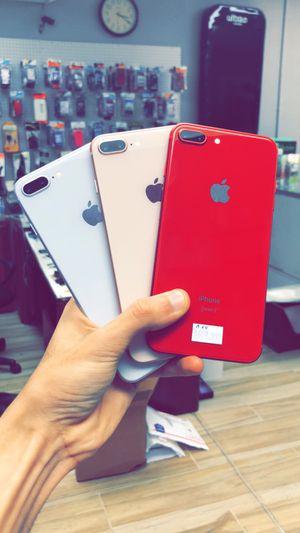 iPhone 8 Plus 64GB Unlocked for Sale in Arlington, TX