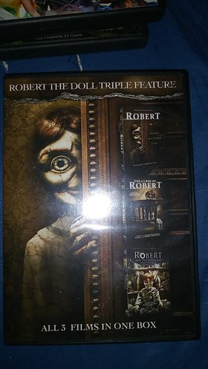 Robert the doll movie collection for Sale in Woonsocket, RI