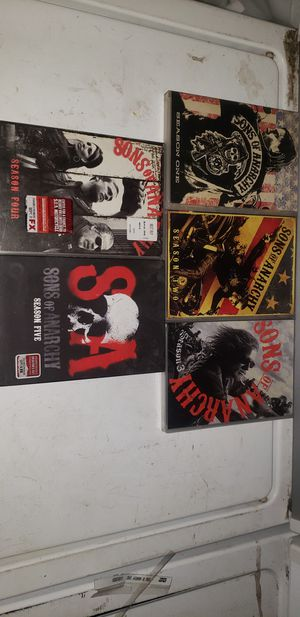 Sons of anarchy for Sale in Stockton, CA