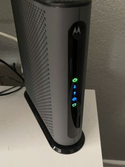 Motorola MB8600 Cox Gigablast Modem for Sale in Las Vegas,  NV