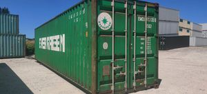 40' Water Tight High Cube Storage Container / Shipping Container for Sale in Tacoma, WA