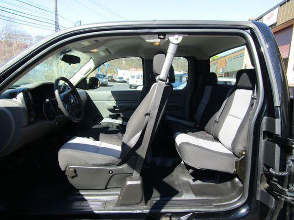 2007 Chevrolet Silverado 1500 Extended Cab