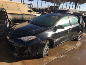 2017 Toyota Corolla For Parts ONLY! for Sale in Fresno, CA