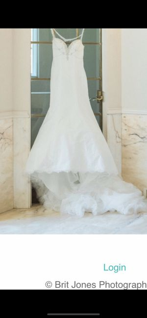 Wedding gown for Sale in Katy, TX