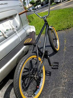 Bmx bike pro bike all aftermarket parts for Sale in Fort Lauderdale, FL