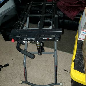 Universal Miter Saw/planer Stand for Sale in New Castle, DE