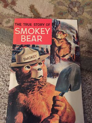 1969 Smokey Bear comic for Sale in Fairfax, VA