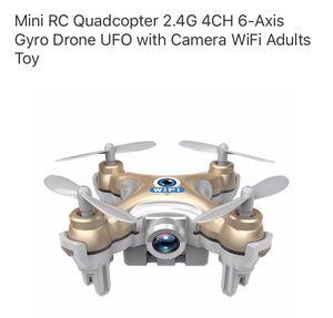 Mini drone with camera & WiFi for Sale in Reston, VA