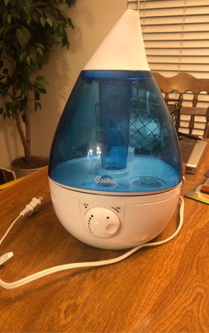 Humidifier PRICE REDUCED for Sale in Yorba Linda, CA