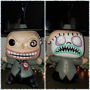 10 inch custom oggie as the mayor funko pop for Sale in Queen Creek, AZ
