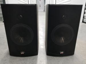 Pair of PSB Alpha B1 Monitor speakers for Sale in San Jose, CA