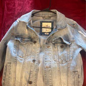 Hollister Jean Jacket XS for Sale in Elkins, WV