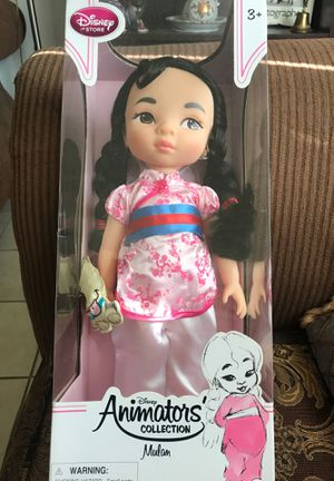 New Disney's animators collection. Milan for Sale in Buena Park, CA