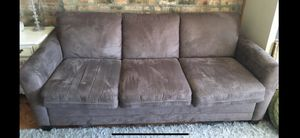 Comfortable Brown Sofa - Make an Offer! for Sale in Chicago, IL