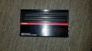 Dual XPR84D 4 Channel Car Audio Amplifier for Sale in Nashville, TN
