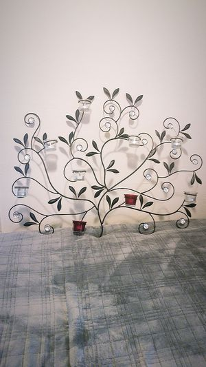 Candle Wall Decor $10 for Sale in San Leandro, CA