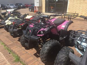 Used Atvs all size (start $250 & up) for Sale in Dallas, TX