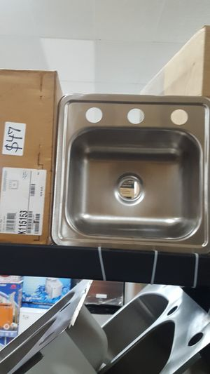 20 % off kitchen sinks for Sale in Orlando, FL