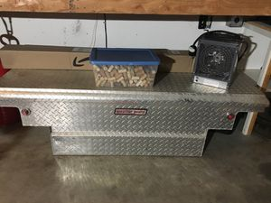 WeatherGuard tool box for Sale in Bend, OR